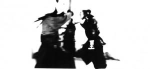 Photo from an early Taiseidokai practice